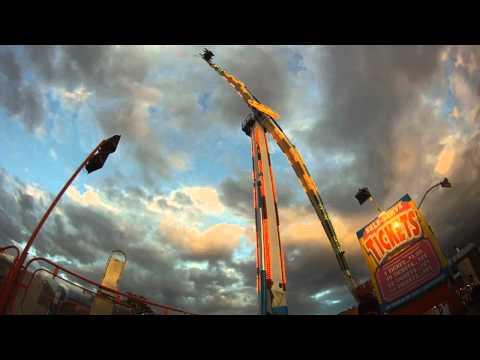 2012 Bloomsburg Fair Rides