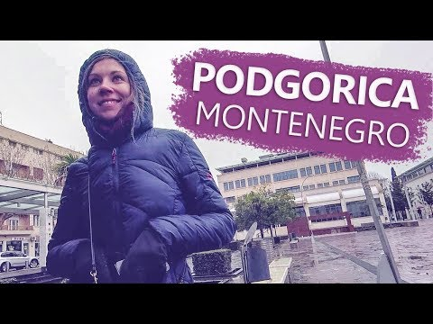 Exploring Montenegro's Capital - Podgorica Travel Video