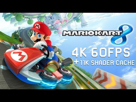 Mario Kart 8 Shader Cache