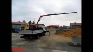 видео Продажа манипуляторов Nissan Cabstar. Производитель