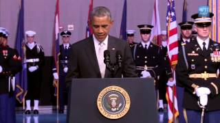 Speechless Speech / BARACK OBAMA