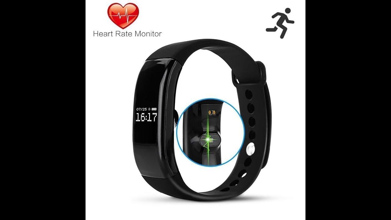 Mrtech Ip67 Waterproof Oled Heart Rate