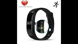 Mrtech IP67 Waterproof OLED Heart Rate Monitor Smart Fitness Tracker