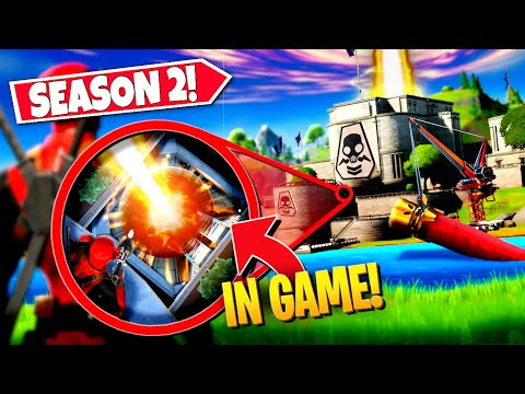 *NEW* MASSIVE FORTNITE DOOMSDAY UPDATE *CHANGES* THAT ARE BEING ADDED! (Battle Royale)