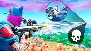 *NEW RECORD* AIRPLANE SNIPE..!! | Fortnite Funny and Best Moments Ep.335 (Fortnite Battle Royale)