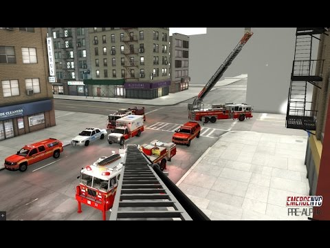 Play as New York's Bravest | EmergeNYC Technical Demo