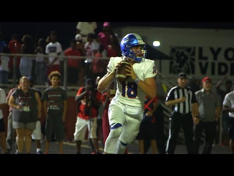 Tate Martell - Bishop Gorman Quarterback - Highlights/Interview - Sports Stars of Tomorrow