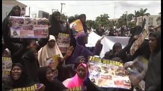 Islamic Movement In Nigeria: Group Protest Detention Of El-Zakzaky In Kaduna
