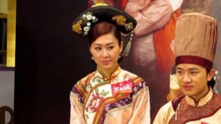 王祖藍 (Cho Lam) 何雁詩 (Stephanie) 現場合唱《食為奴》劇集主題曲《忠臣》!