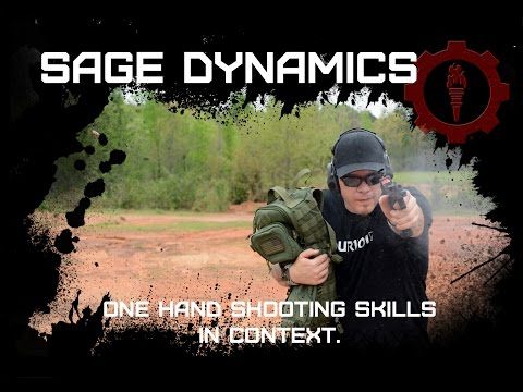 One Hand Shooting: Techniques in Context