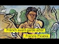 Frencis Picabia. French avant-garde artist, graphic artist and writer-publicist.
