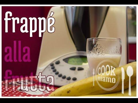 #COOKNIAMO - Frappè Con Il Bimby