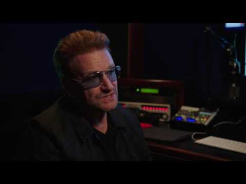 Bono Tells Story of U2s Bullet the Blue Sky