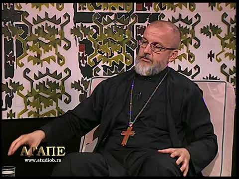 Agape-Vladimir Vukasinovic-O svetosti i svetiteljima(03.06.18)