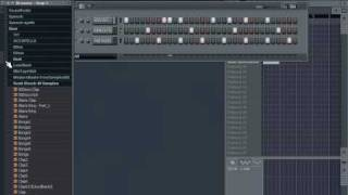 Уроки по FL Studio  (пишем композицию) part11-1(Уроки по FL Studio 9.FL Studio video tutorial,FruityLoops уроки,flstudio обучение., 2010-07-22T17:33:55.000Z)