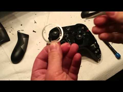 how to fix sticky buttons on xbox controller