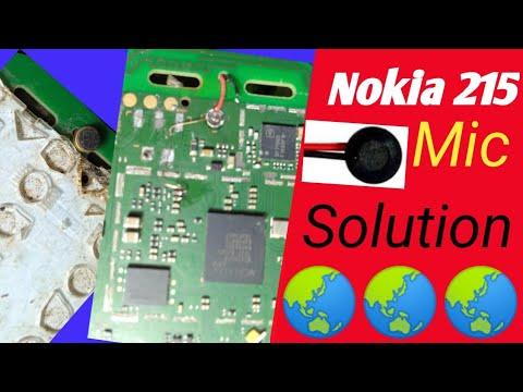 Nokia 1110 mic