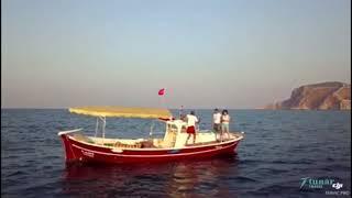 Морская Рыбалка в Алании Tunar Travel