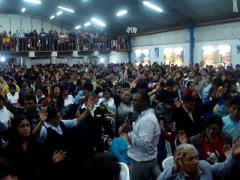 Iglesia Clínica Celestial Vigilia 29 de Junio 2013