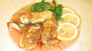 Пикша рыба в кляре. Как вкусно пожарить филе рыбы в кляре.