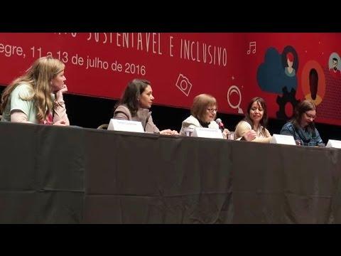 [VI Fórum da Internet no Brasil] Mesa de debate - Mulheres na Computação