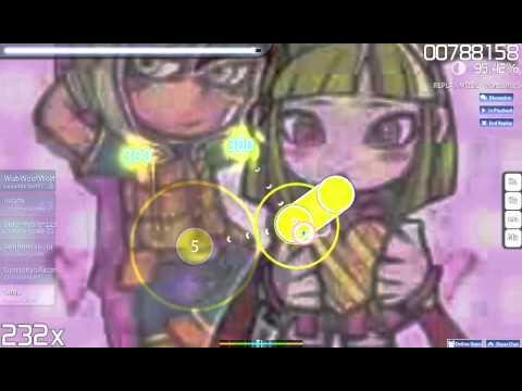[osu!] BeForU - Love Shine [Hard] (mouse only)