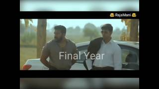 😎 First Year Students Entry to college First Day 😎 whatsapp video Status