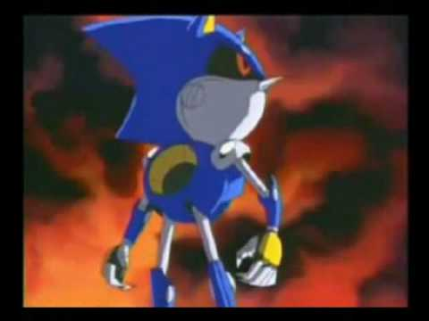 Metal Sonic: What I'm Made Of [With Lyrics]