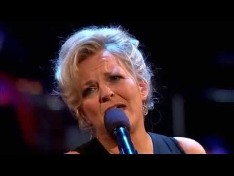 Claire Martin OBE performs at the BBC Proms