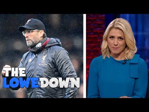Premier League Weekend Roundup: Matchweek 31 | The Lowe Down | NBC Sports