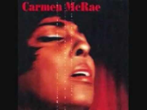 Carmen McRae ~ Feeling Good [LIVE]