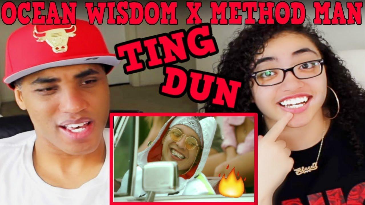 Ocean Wisdom - Ting Dun Feat. Method Man REACTION (OFFICIAL VIDEO) (Prod. Basquiat)   MY DAD REACTS