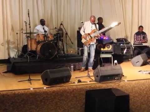 Bheka Mthethwa at Supernal Sounds in Swaziland