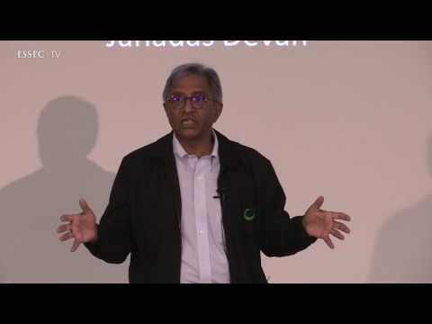 Opening Lecture, Janadas Devan,  Singapore iMagination Week 2017, ESSEC AP