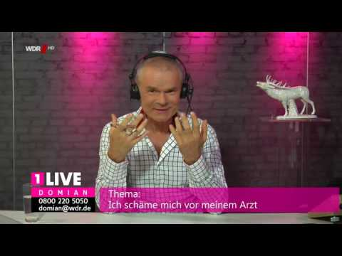 """Domian 2016-09-15 """"Ich schäme mich vor meinem Arzt"""" HDTV"""