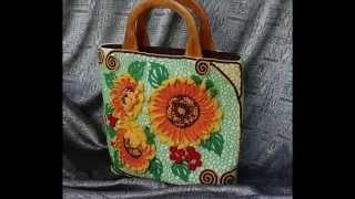 Вязаные сумки крючком, ручная работы, идеи сумок, Knitted bags crochet, handmade