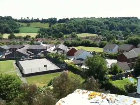View From Chudleigh's Church Tower
