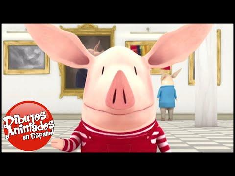 Olivia en español   Compilacion de Oliva - Capitulo   Dibujos Animados  Episodios Completos HD