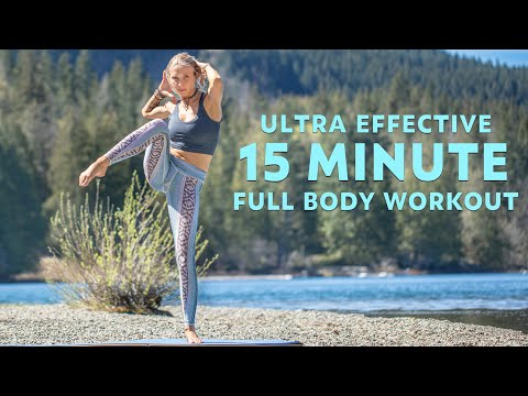 Yoga Workout FULL BODY HIIT Fusion | Low Impact, No Equipment, & REAL RESULTS