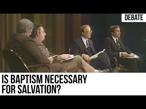 Church of Christ Debate on Baptism (Jones & Allen v. Bjornstad & Kingdon)