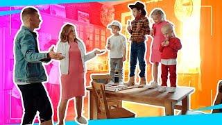 БЭКСТЕЙДЖ! как МЫ СНИМАЛИ вместе с Boys & Toys Видео  Мультик! БОЛЬШАЯ СЪЕМКА