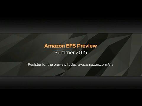 Introducing Amazon Elastic File System