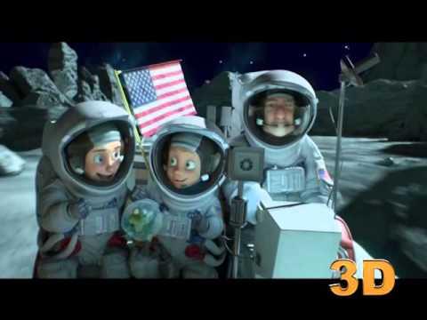 Кадры из фильма Лунный флаг