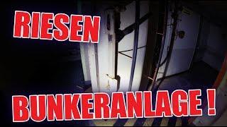 LOSTPLACE : 3 Etagen Atom-Bunker gefunden ! | ItsMarvin