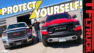 These Are the TWO Best and Easiest Mods to Protect Your Truck | Ram Rebel Rouser Ep.8