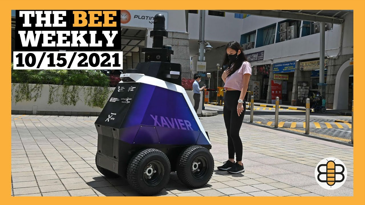 Download THE BEE WEEKLY: Headlines With Pie, Culture Gets Kunkled, and Robocop is Real