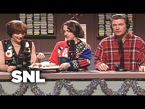 NPR's Delicious Dish Schweddy Balls - Saturday Night Live