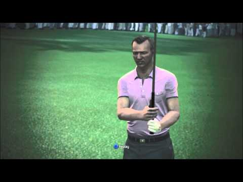 Tip: How To Unlock Legends In Tiger Woods 14 (Arnold Palmer)!