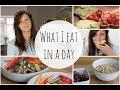 Een dagje mee eten met Nouska I Proud2Bme I What I Ate Today