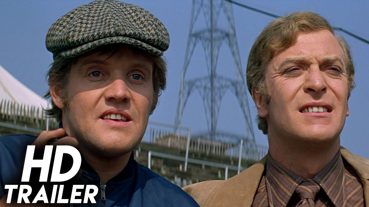 Download The Italian Job (1969) ORIGINAL TRAILER [HD 1080p]